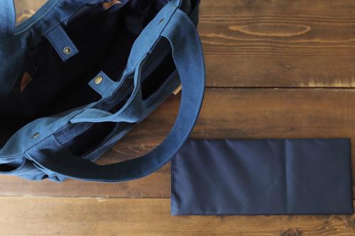 studio coudreの帆布バッグ、デザインの拘り